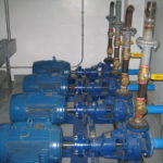 Euroflo Filtration Feed Pump