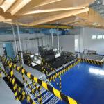 Installation of Volute Dewatering Press