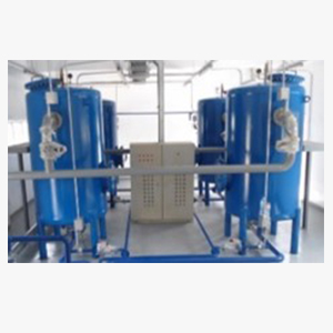 Sand and Carbon Filters