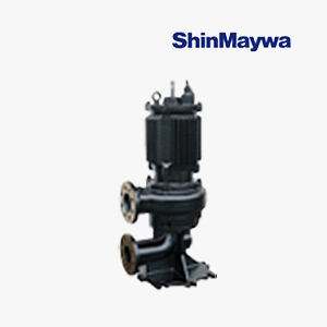Dry Type Sewage Pump