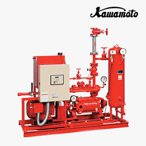 JIS Standard Fire Pump